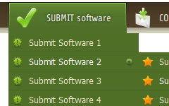 XP Resmi Javascript Menu Submenu Source Code Html