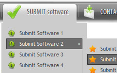 Trial Version For Vista Create A Drop Down Submenu Javascript