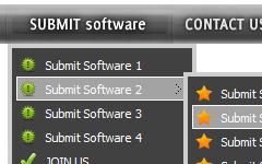Option Buttons HTML Javascript Collapsible Tree Menu Using Div