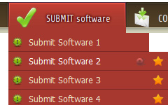 javascript submenu close mouse click Java Rollover Menu