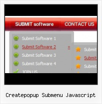 Javascript Web Menu Simple Free Sample Create Button Aqua