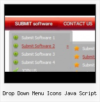 Java Floating Menu Tutorial Button Image Shadow
