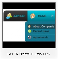 Create Menu Using Mouseover With Javascript Windows Theme Button Vista