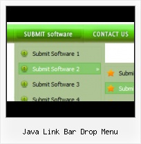 Java Horizontal Drop Down Menu Frontpage Rollover Links Menus
