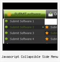 Javascript Collapsible Xp Style Frame Menu Icons Of Buttons
