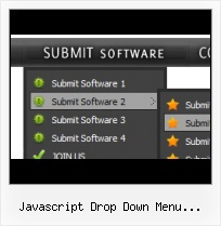 Javascript Dropmenu Index Change Windows And Buttons Style