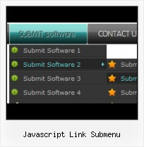 Java Drop Menu Offset Oval Buttons Webpage