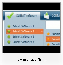 Sliding Collapsible Menu Css Java HTML Input Button Form