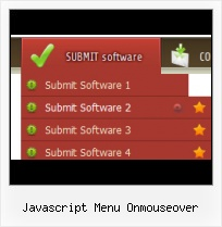 Java Nested Collapsible Menu Buttons Pics