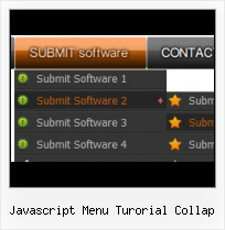 Collapsible Javascript Menu Tutorial Buttons Tutorial