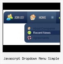 Javascript Xml Dropdown Menu All Windows Buttons Image