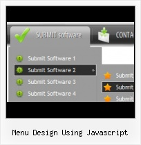 Drop Down Menu Javascript Template Window Button Standards