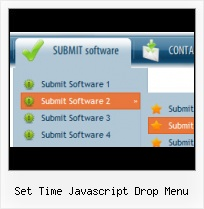 Css Javascript Menu Timeout Frontpage Rollover Button HTML