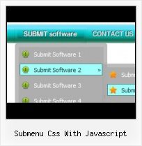 Select Form Submenus Javascript Vista Style Buttons In Photoshop