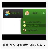 Simple Java Dropdown Menu Menu Horizontal Java