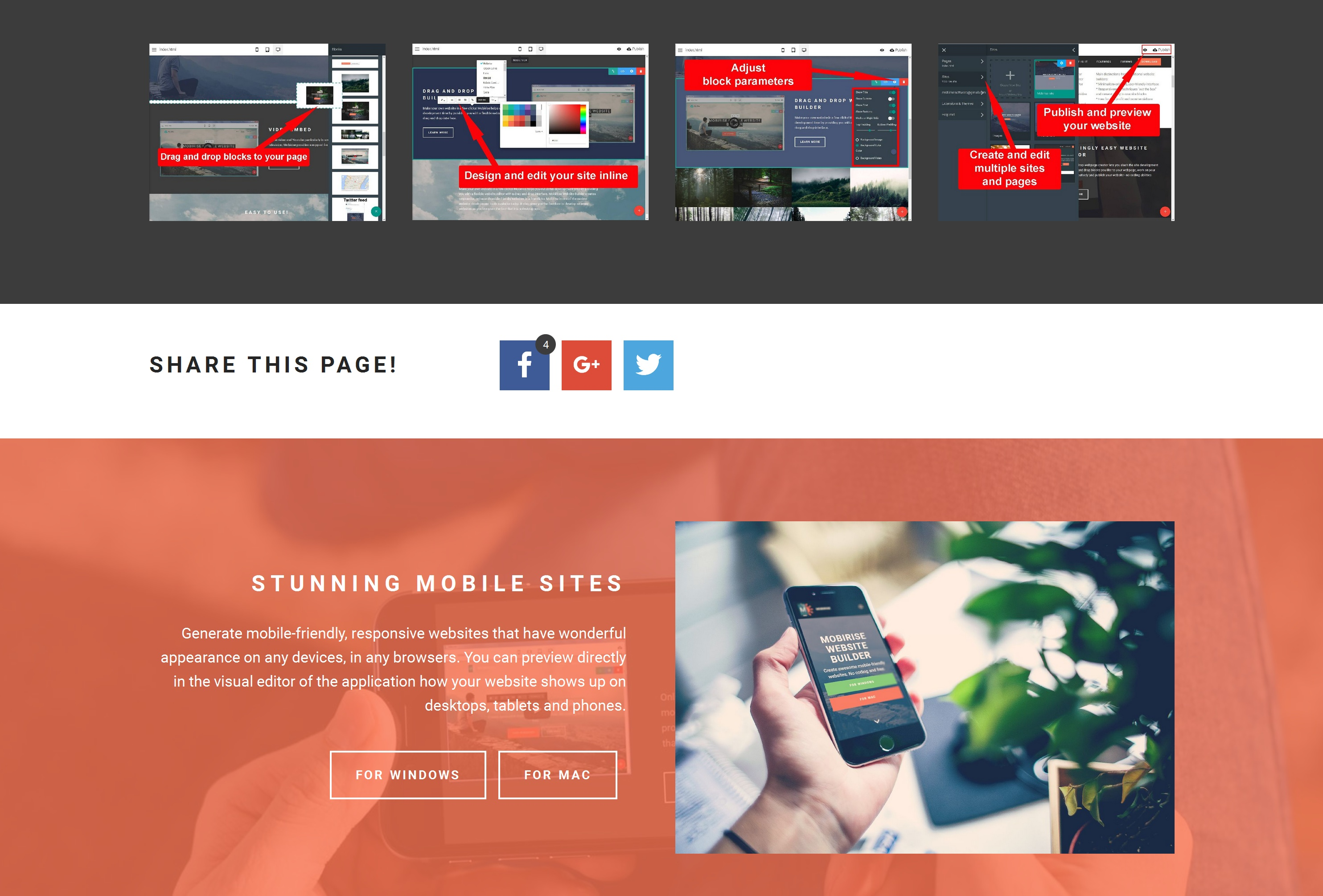 Best Responsive Web Page  Builder Review