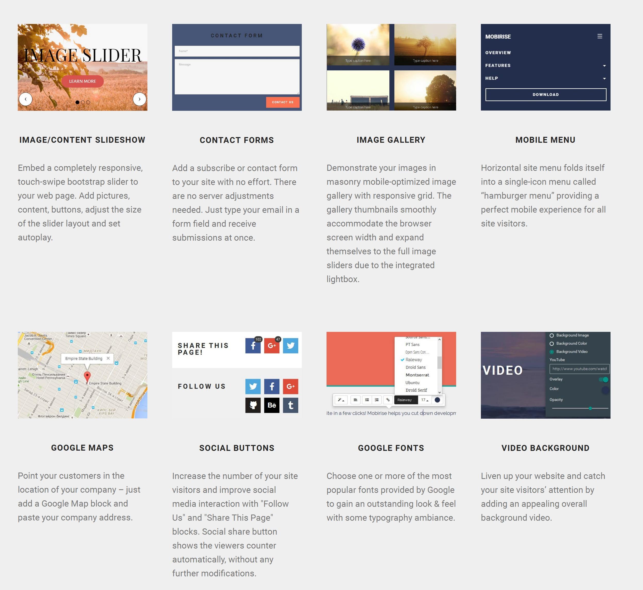 Quick Offline Web Page  Creator Software