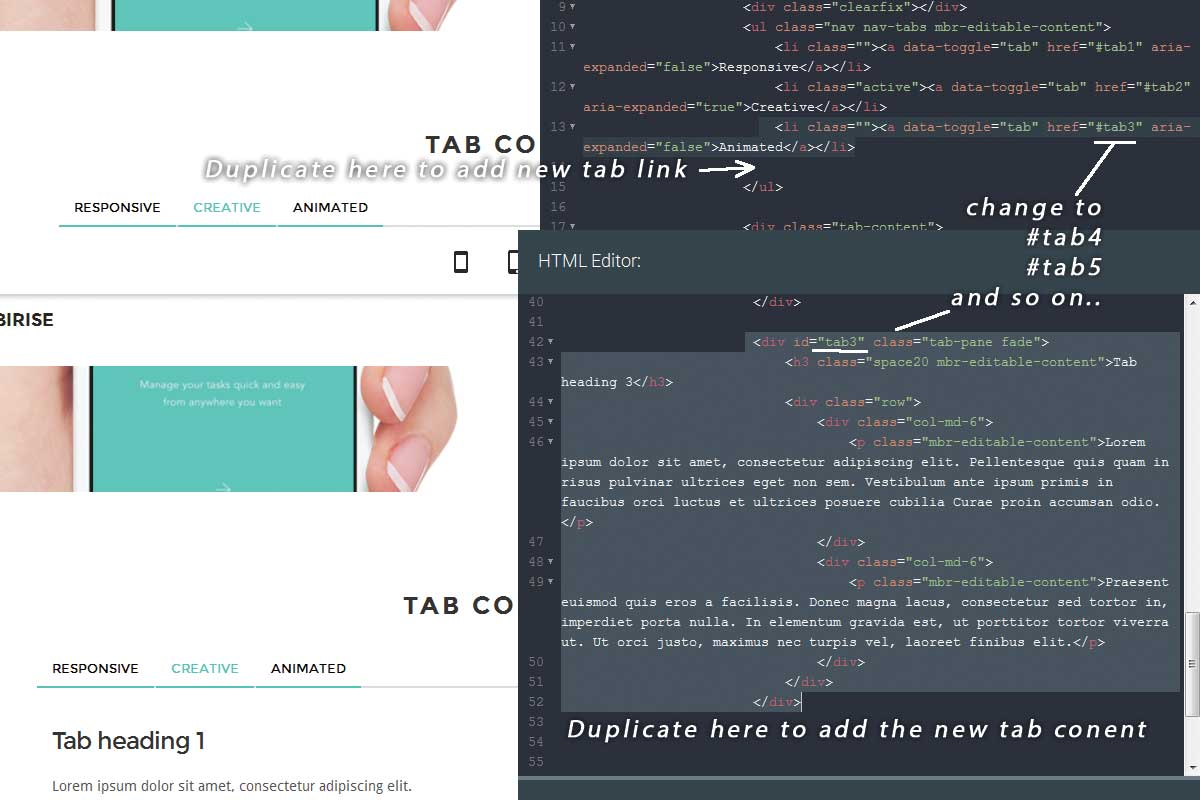 Best Bootstrap Agency Theme Creator