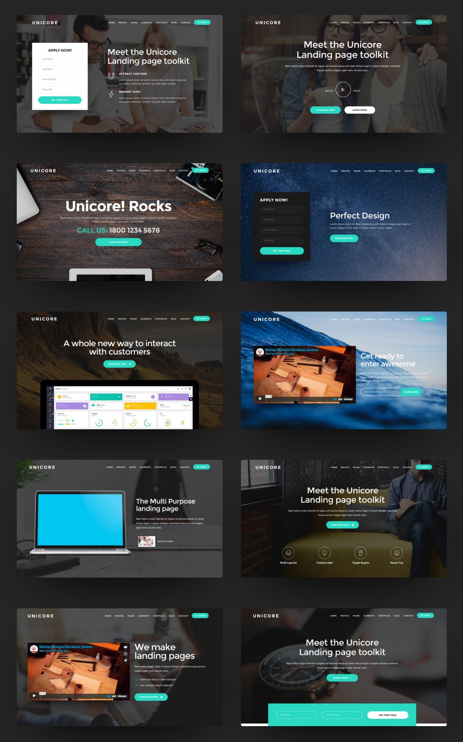 Bootstrap Minimal Theme Creator