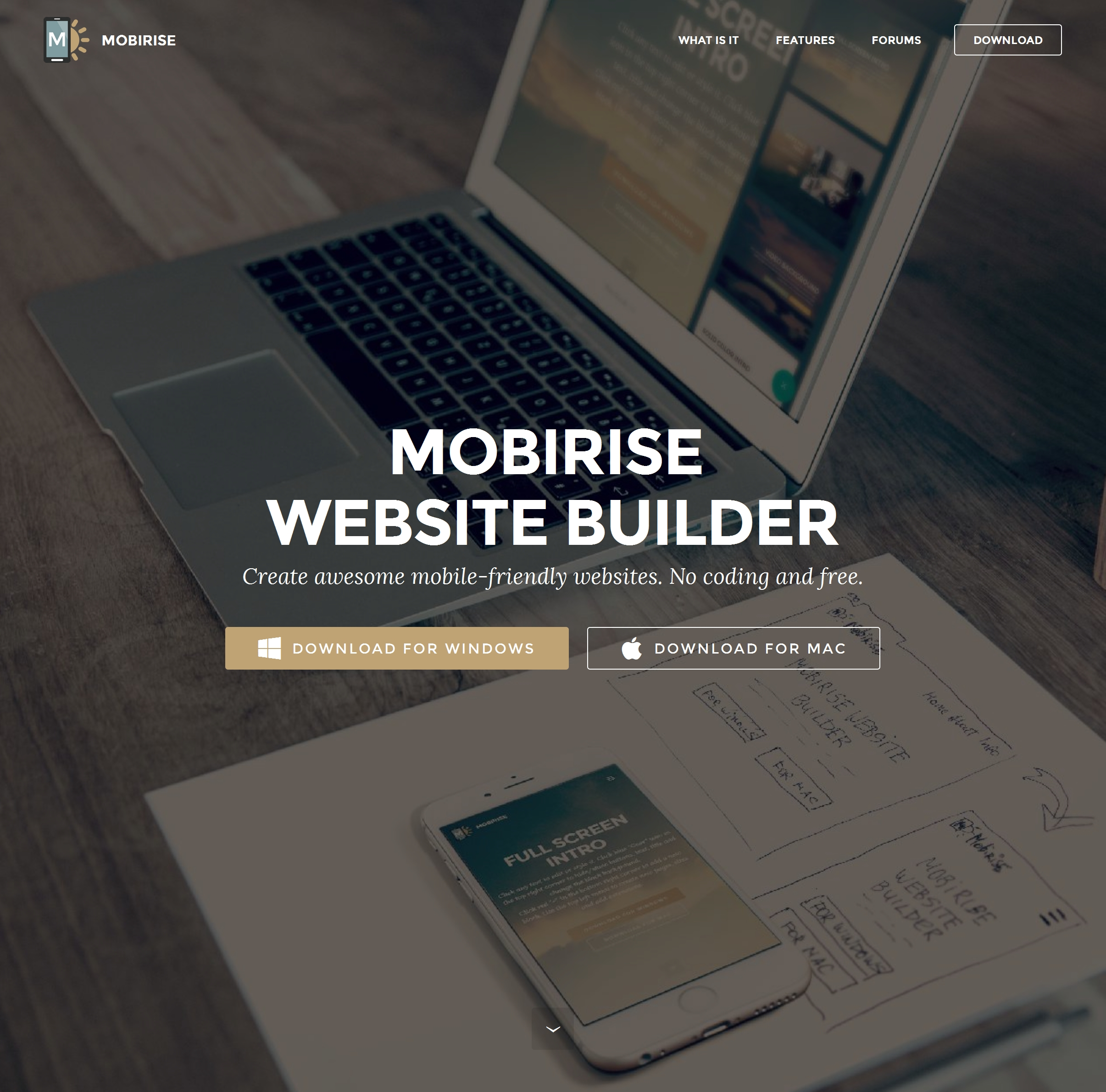 Top Free Site Builder Software