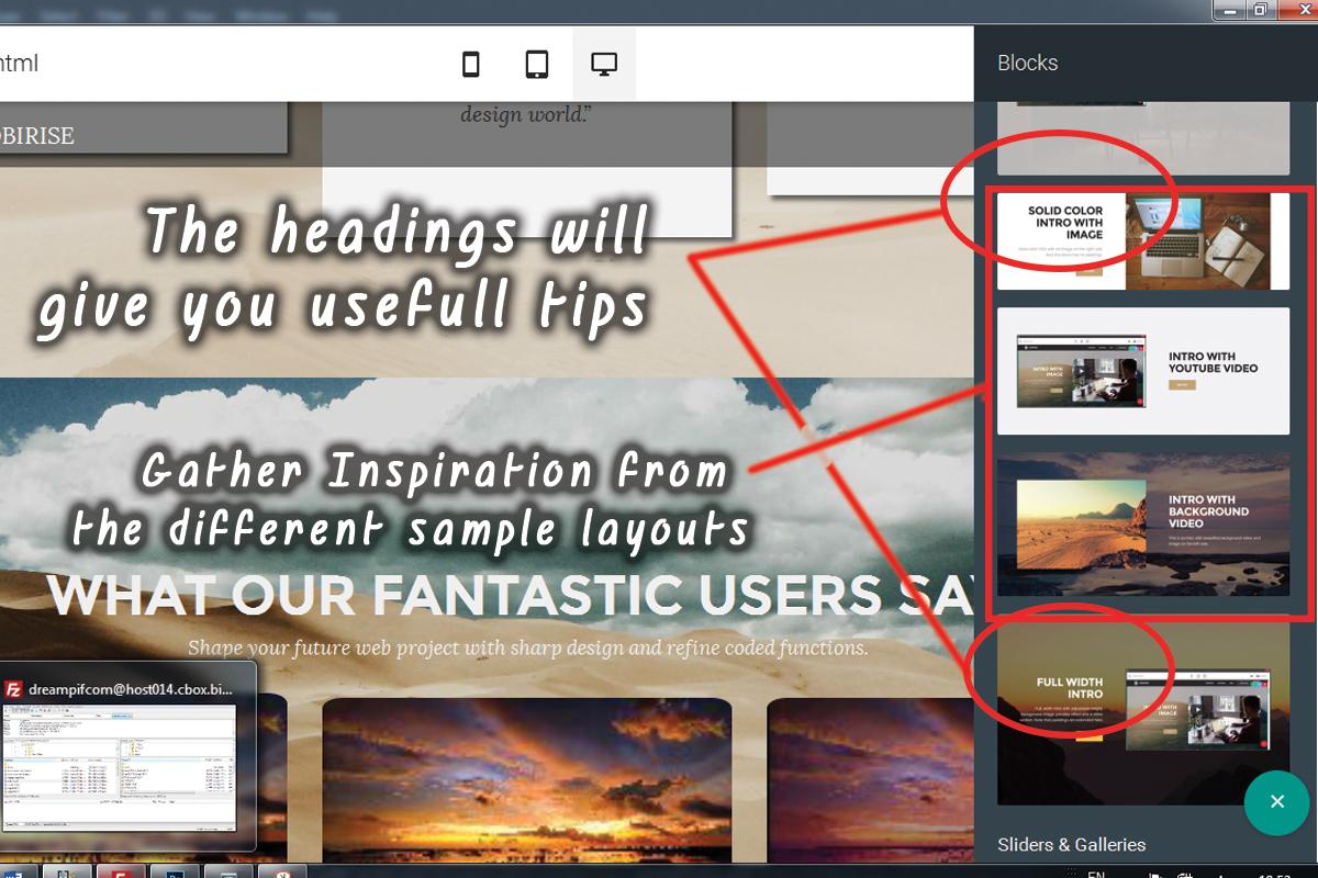 Best Free Website Creator Software