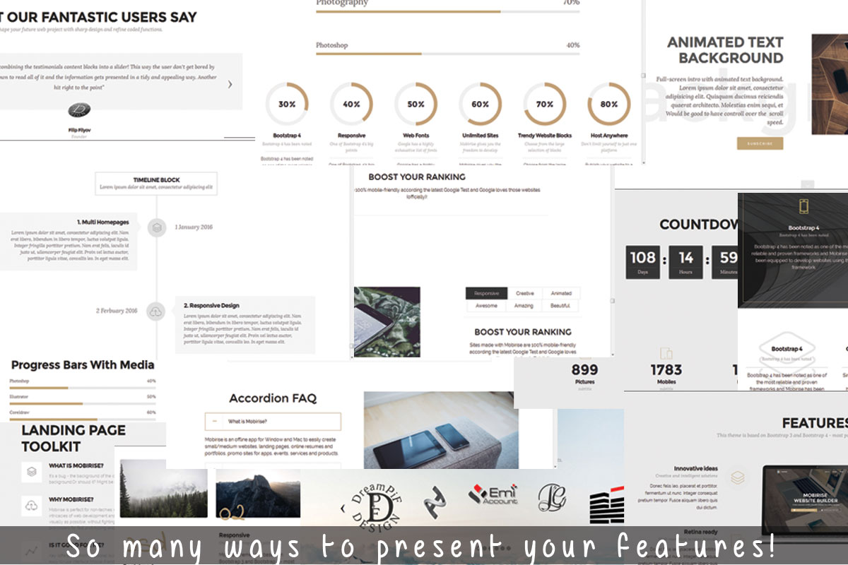 Best Responsive Web Site Maker Software