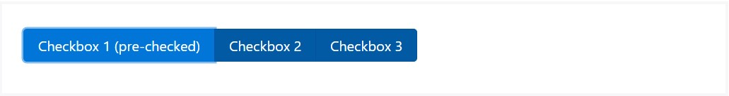 The ways to  make use of the Bootstrap checkbox