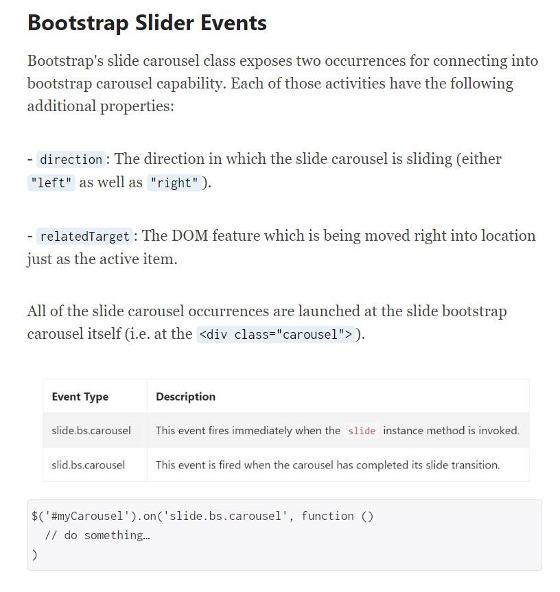 Slider Bootstrap Responsive