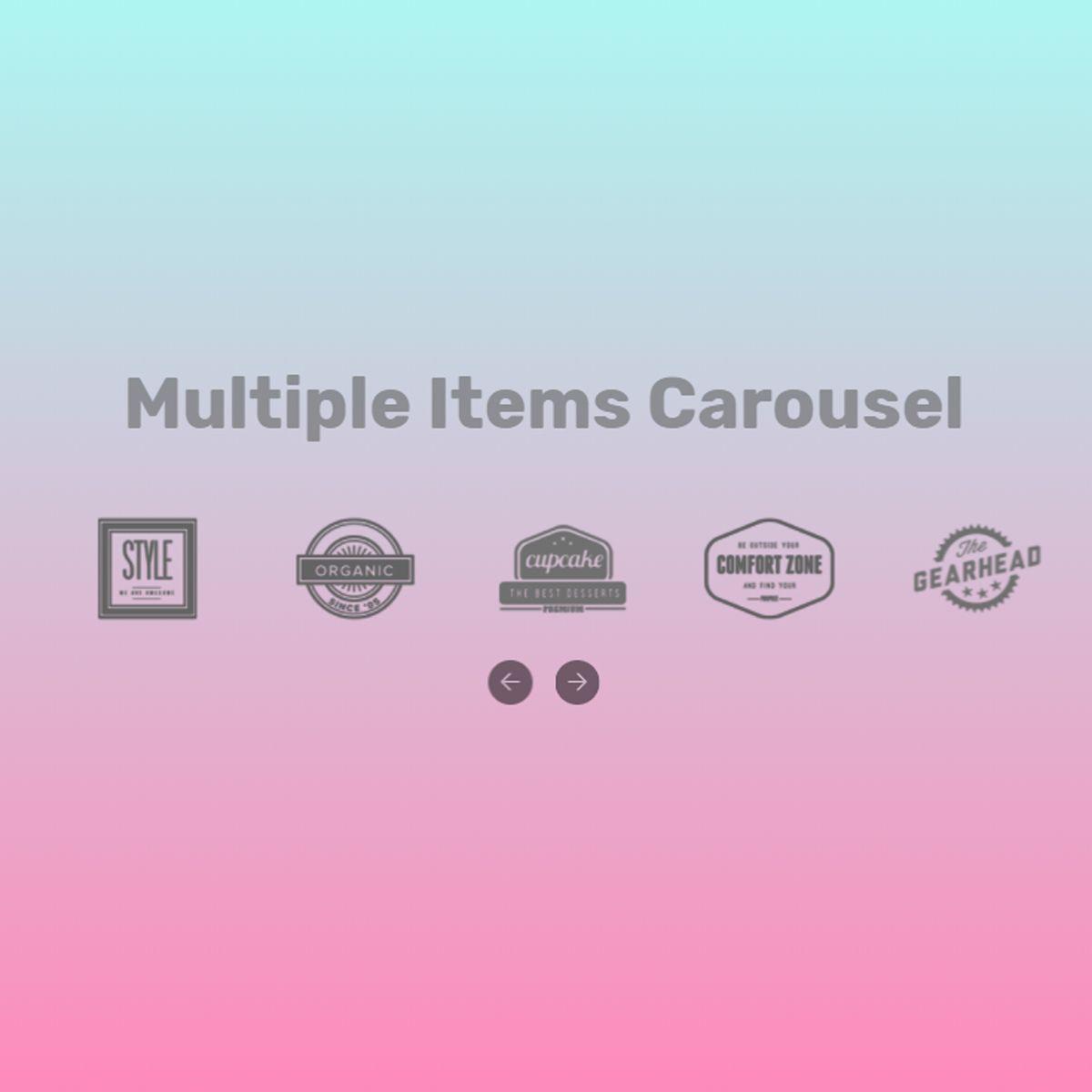 HTML5 Bootstrap Photo Carousel
