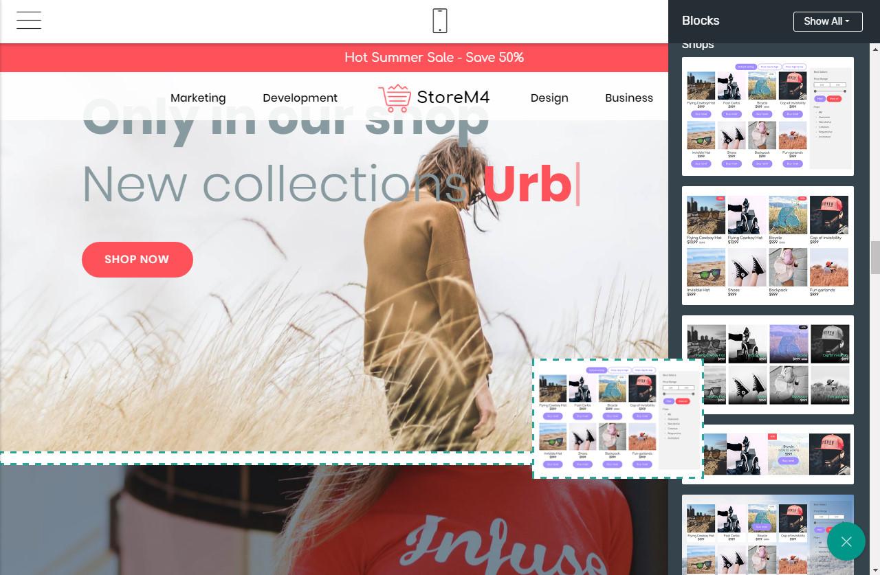 AMP Website Creator