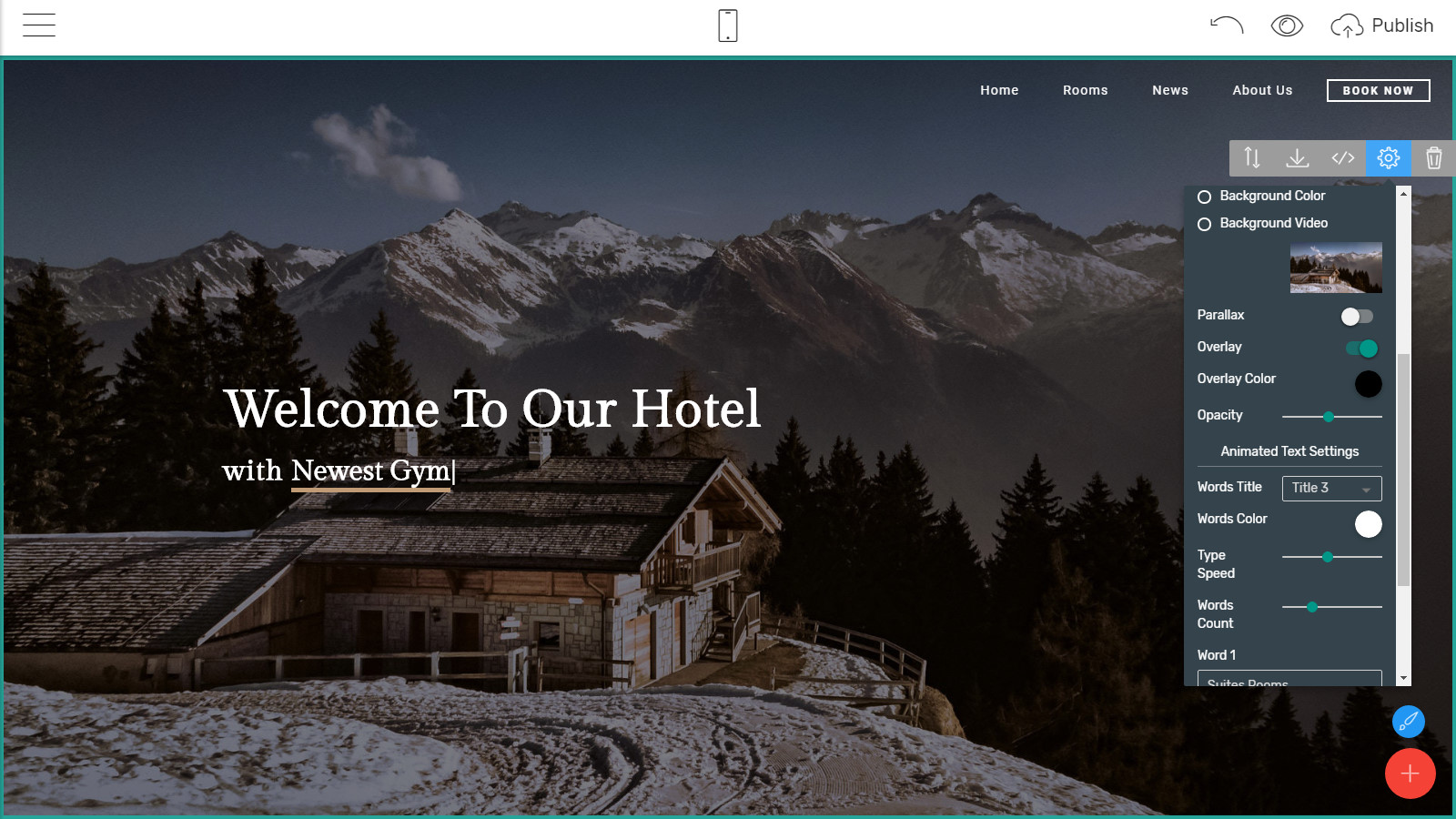 responsive website themes