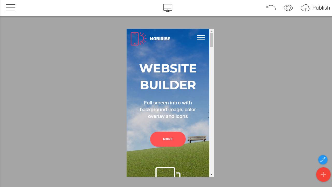 Offline Site Builder