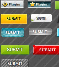 Download Buttons With Rollover Horizontal Tabbed Submenu Javascript