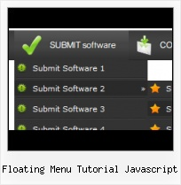 Horizontal Tab Menu In Javascript HTML Button Picture
